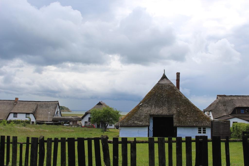 Insel Rügen Reetdachhaus