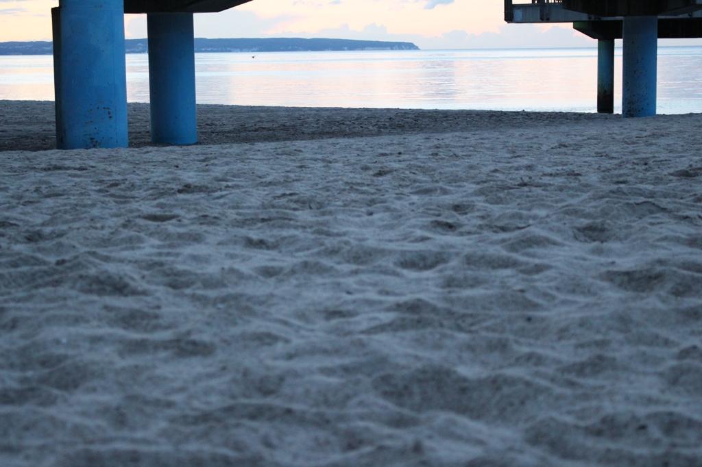 Insel Ruegen Sellin Strand